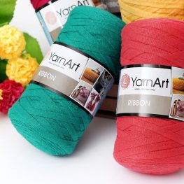 YarnArt ribbon ip, summer