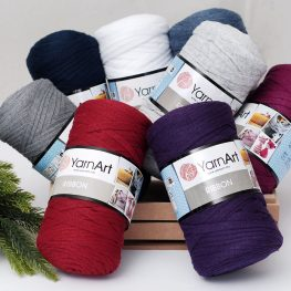 YarnArt ribbon ip, winter
